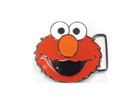 Elmo Red Belt Buckle
