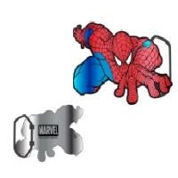 Spider-man Spiderman Enameled Metal Belt Buckle