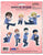 Ouran High School Host Club Cutout Magnets