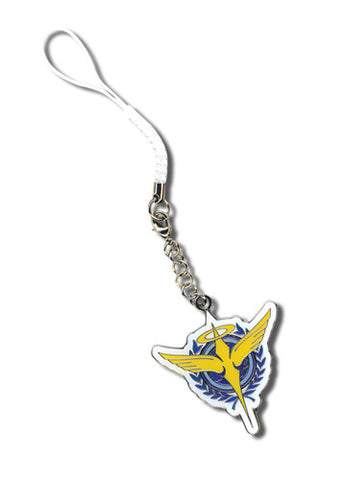 Gundam 00 Celestial Being Cell Phone Charm