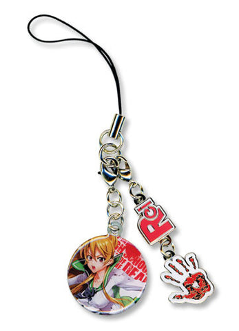 High School Of The Ead Rei Cell Phone Charm
