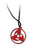 Naruto Shippuden Kakashi Sharingan Necklace