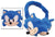 Sonic the Hedgehog Sonic Ear Muffs