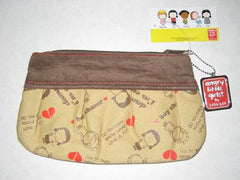 Angry Little Girls Pencil Pouch