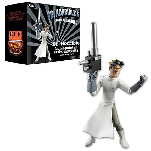 Dr. Horrible's Sing-A-Long Blog Animated Maquette #1 - Dr. Horrible