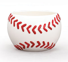 Baseball Design Planter / Candy Dish