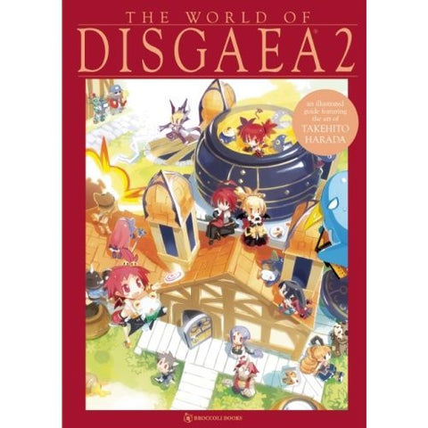 The World of Disgaea 2