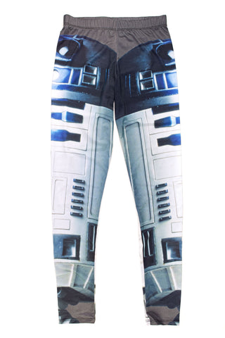 Star Wars Double R2-D2 Leggings | M