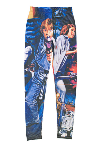 Star Wars Saber Wars Leggings | L