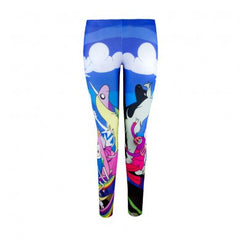 Adventure Time Parallel Skies Leggings | M