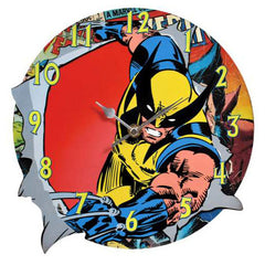 Marvel Wolverine Wall Clock