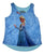 Disney Frozen Elsa The Ice Queen Girls Tank Top Shirt | L