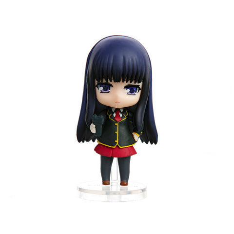 Baka to Test to Shoukanjuu Kirishima Shouko Petit Nendoroid Mini PVC Figure