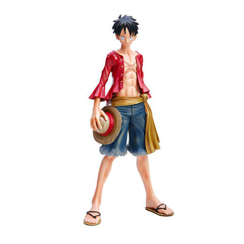 One Piece: Monkey D. Luffy Master Stars Piece 1/8 PVC Figure