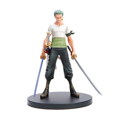 One Piece Roronoa Zoro The Grandline Men Vol 9 PVC Figure