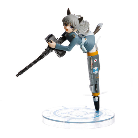 Strike Witches Eila Ilmatar Juutilainen PVC Figure