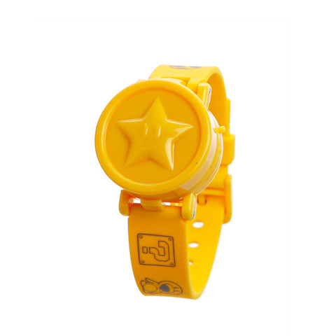Nintendo New Super Mario Bros. Wii  Digital Watch - Star Coin