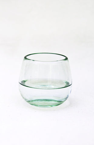 Recycled Roli Poli Glass