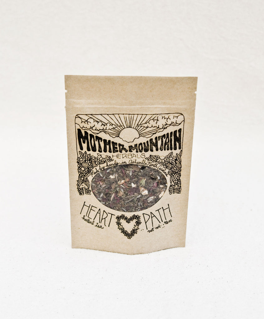 Mother Mountain Herbals Handmade Tea
