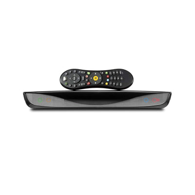 DVR & Streaming Media Player With Voice Control