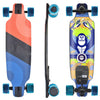 Electric Maple Skateboard With Wireless Remote Control