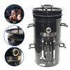 5 in 1 Charcoal Barbeque  Grill