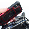 Aluminum & Carbon Fiber Phone Case(Red)