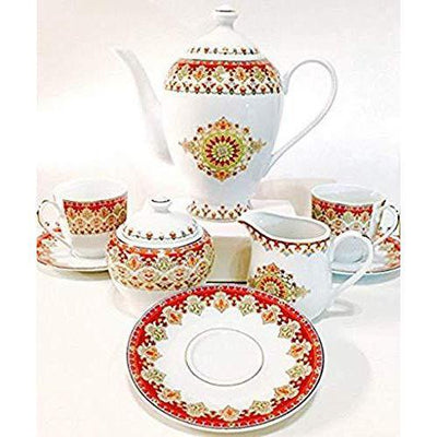 Tea Cups and Saucer Sets With Gift Box