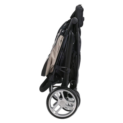 3-Wheel Stroller With Automatically Locks