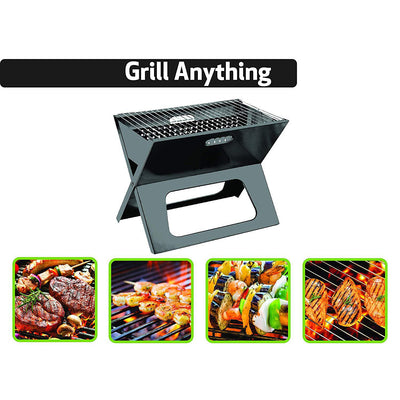 Compact Outdoor Portable Barbeque & Folding Grill