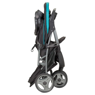 Baby Stroller With Height Adjustable Handle
