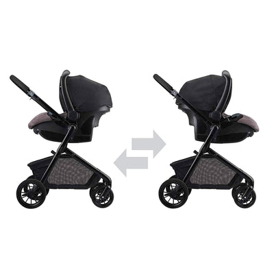 Sleek And Versatile Baby Stroller,Casual Gray
