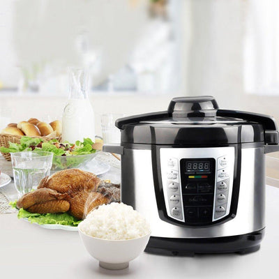 10-in-1 Multi-Use Programmable Electric Pressure Cooker