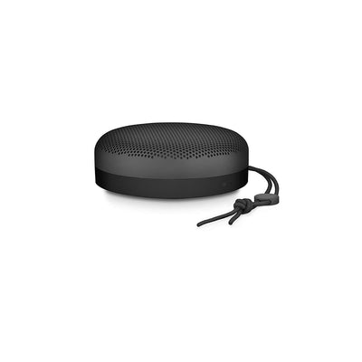 Portable Bluetooth Speaker with Microphone - Black