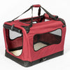 Foldable Dog Crate-Soft
