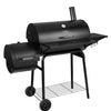 Charcoal Grill With Scald-Proof Handle