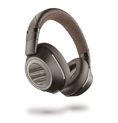 Wireless Noise Cancelling Headphones (Black & Tan)