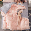 Winter Soft Flannel Bedding Set