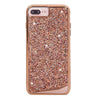 Protective Design Phone Case-Rose Gold