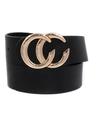 Double CC Belt - Wide