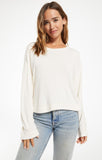 Simone Terry Slub Top