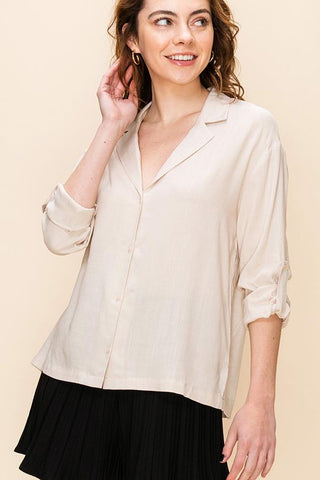 Business Body Blouse