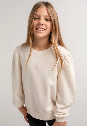 GIRLS ZOE SWEATSHIRT