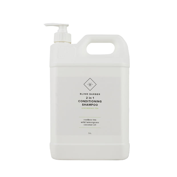World Amenities - Blind Barber 2 in 1 Conditioning Shampoo Bulk