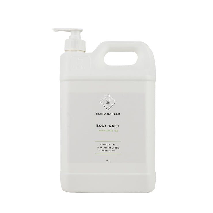 World Amenities - Blind Barber Body Wash Bulk