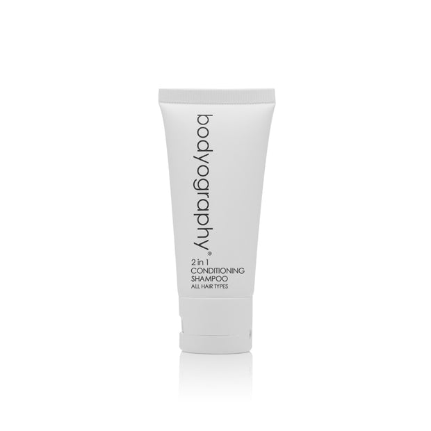 World Amenities - Bodyography blanc 2 in 1 Conditioning Shampoo
