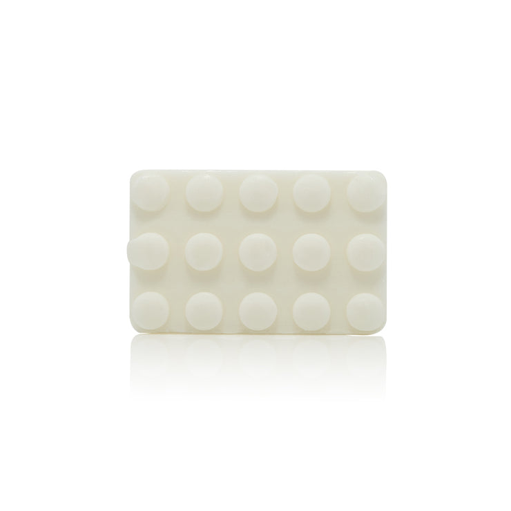 World Amenities - Bodyography Blanc Massage Bar Back