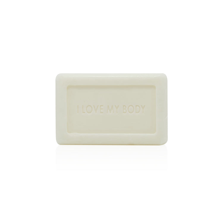 World Amenities - Bodyography Blanc Massage Bar Front