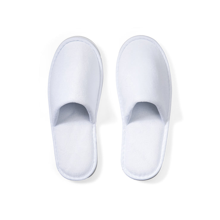World Amenities - Closed-Toe Slippers