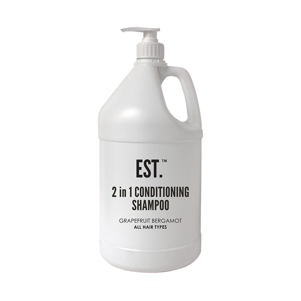 World Amenities - EST. 2 in 1 Conditioning Shampoo Bulk